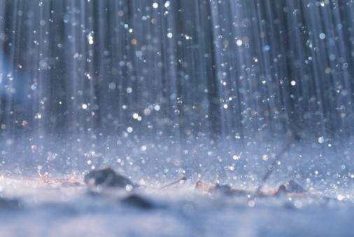 مقاييس التساقطات المطرية المسجلة بربوع المملكة خلال ليلة الأحد