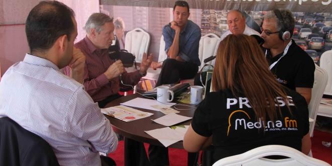 عالم الفلاح من المعرض الدولي للفلاحة بمدينة مكناس من إعداد و تقديم السيد ميلود الأخضر