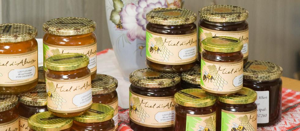 Le miel d'euphorbe (Daghmous): le produit de terroir le plus prisé par les visiteurs du SIAM