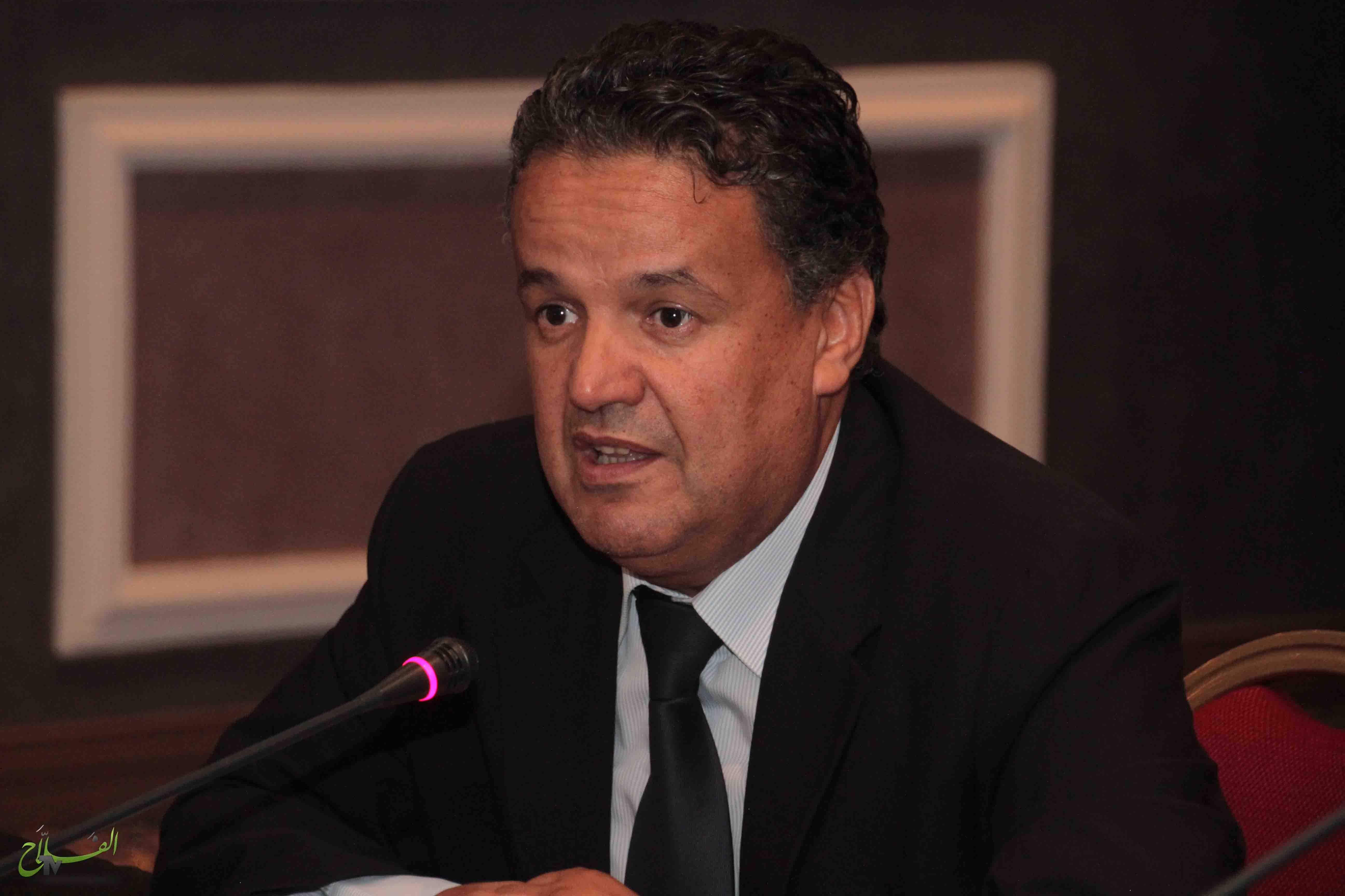 la Signature de la Convention de la Partenariat : Elephant Vert \ Agro-Pole Olivier ENA Meknes