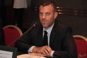 كلمة المدير العام ل    Sébastien Couasnet ÉLÉPHANT VERT  إثر حفل الإفتتاح فرع للشركة بمدينة مكناس