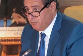 السيد عزيز أخنوش ردا على سؤال يتعلق بالعلاقات مع الاتحاد الاوروبي