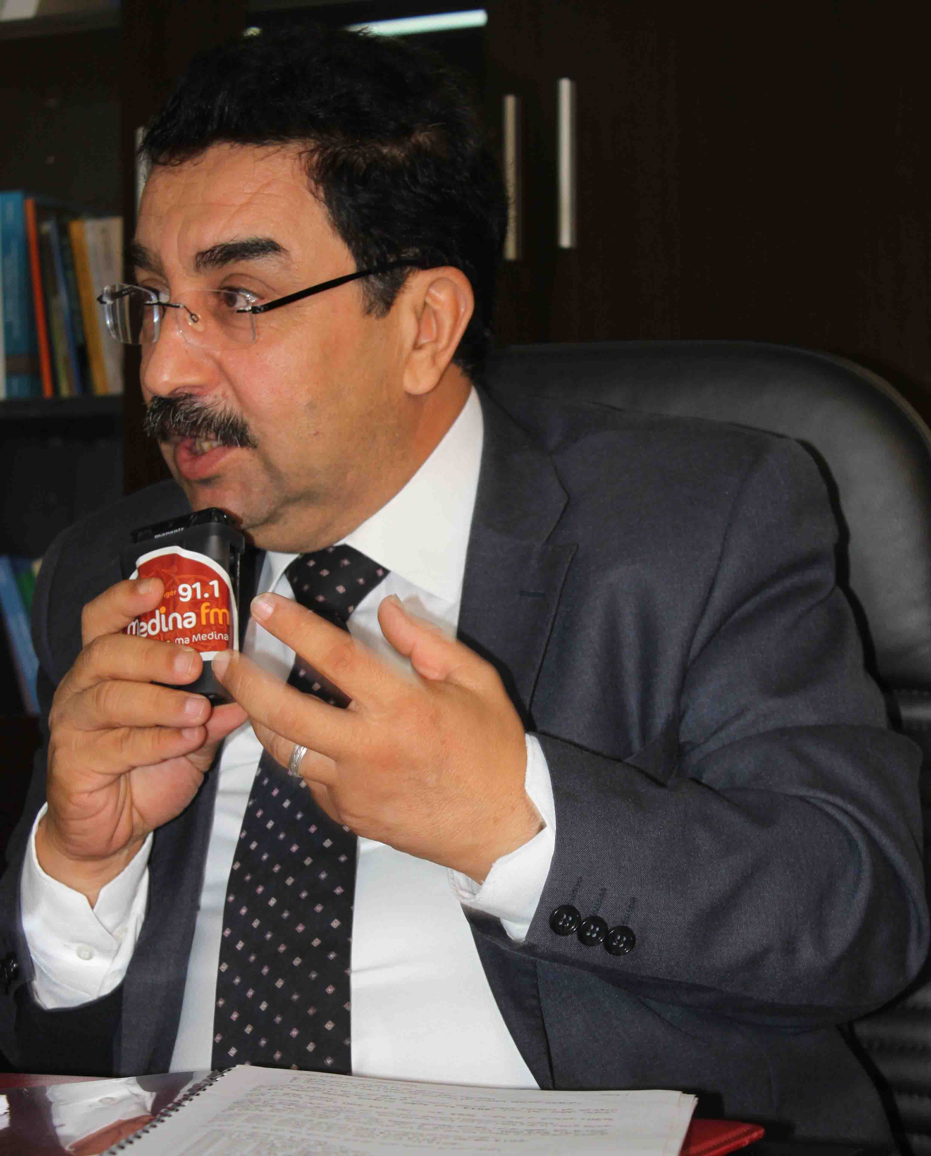 تصريح للسيد عبد الرحمان النايلي حول حصيلة المشاريع المهيكلة بجهة دكالة عبدة