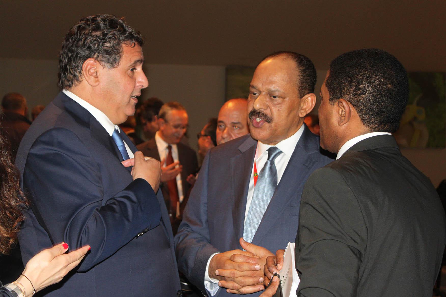 السيد أخنوش يعبر عن تفاؤله بشأن آفاق التعاون بين المغرب و قطر