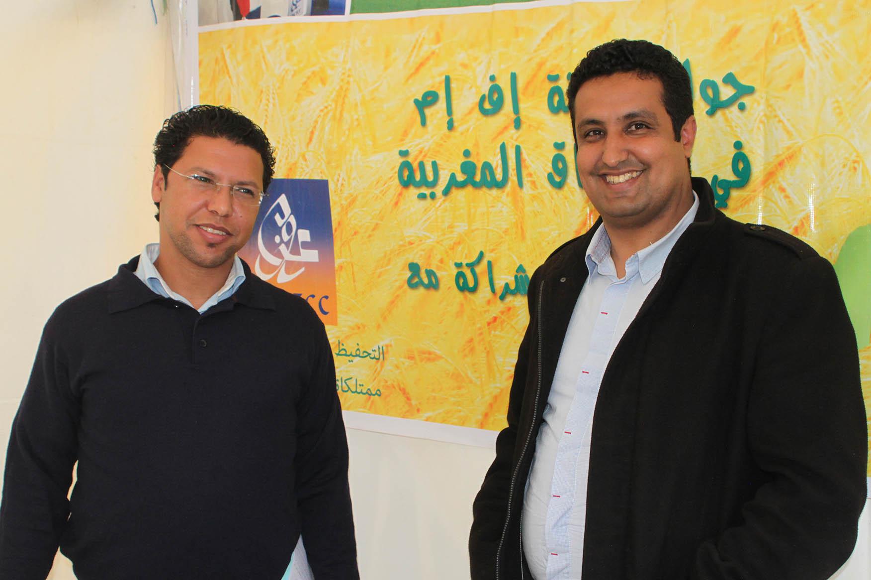 """جولة إذاعة مدينة إف إم بالأسواق المغربية : سوق سبت أولاد النمة """" المحافظة العقارية """""""