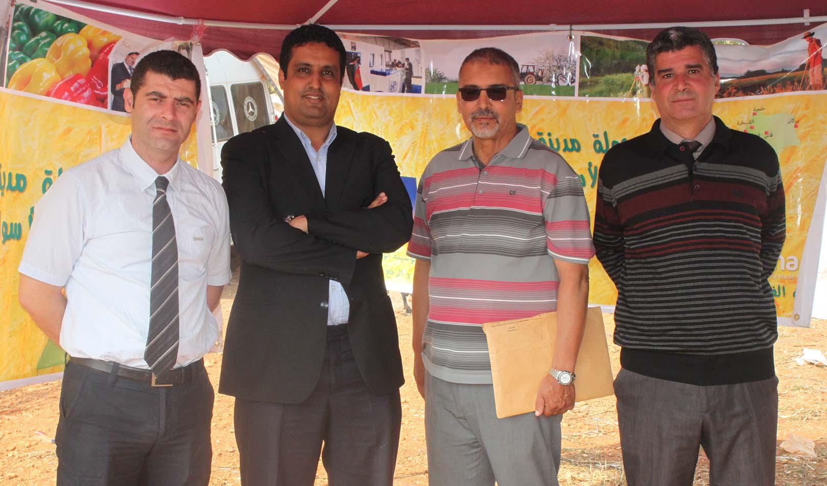 """صور جولة إذاعة مدينة إف إم في الأسواق المغربية """" سوق الأربعاء عين شكاك """""""