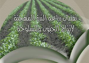 مراحل الوقاية و السقي و الحش في زراعة الذرة المهجنة لإنتاج الحبوب و للسلوجة.