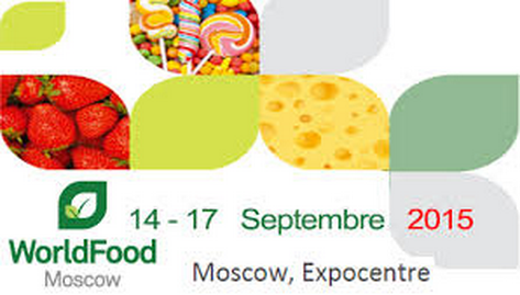 """انطلاق فعاليات المعرض الدولي للمنتجات الغذائية """" وورلد فود موسكو """" بمشاركة المغرب."""