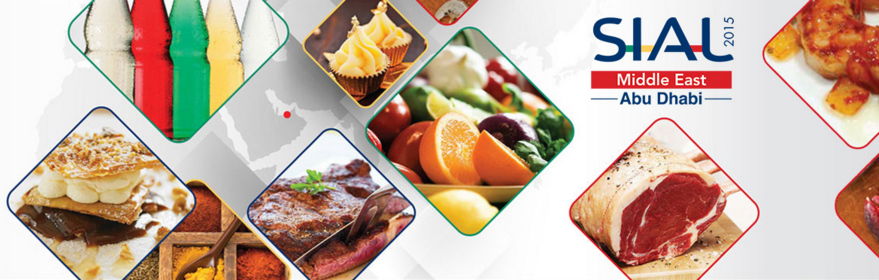 معرض (سيال الشرق الأوسط 2015) بأبوظبي .. حدث عالمي كبير لمهنيي قطاع التغذية.