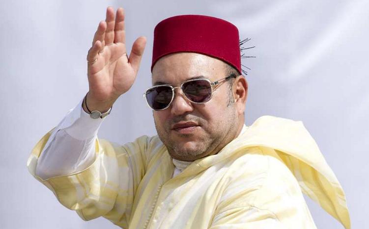 جلالة الملك يزور الجناح المغربي بالمعرض الدولي للتغذية بالشرق الأوسط بأبو ظبي.