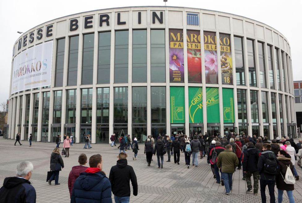 حضور وازن لإقليم الحوز ضمن فعاليات الدورة ال81 للمعرض الدولي للأغدية و الفلاحة و البستنة ببرلين بألمانيا