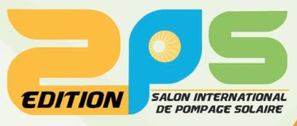 الدورة الثانية للمعرض الدولي للضخ الشمسي بولاد تايمة من 31 مارس إلى 3 أبريل 2016.
