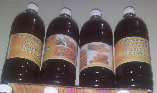 العسل الحر للبيع بالتقسيط و الجملة