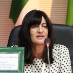 السيدة ماريا أنتونيا غيريرو نائبة عمدة الجامعة الدولية للأندلس (إسبانيا)
