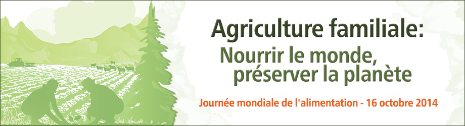 journee mondiale de l alimentation 2014