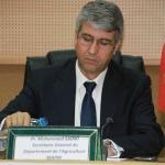 الكاتب العام لوزارة الفلاحة والصيد البحري، محمد صديقي