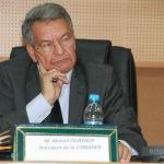 رئيس الكونفدرالية المغربية للفلاحة والتنمية القروية، أحمد أوعياش