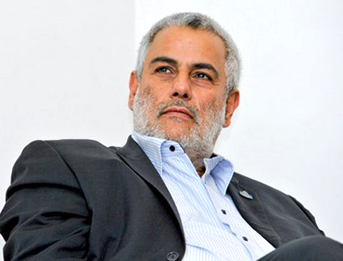 بن كيران رئيس الحكومة المغربية
