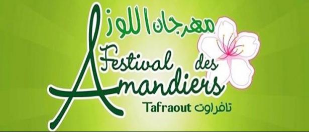 مهرجان اللوز في نسخته السادسة بمدينة تافراوت.
